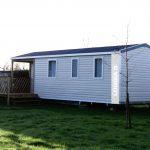 Camping La Vie : Mobil 3 Chambres