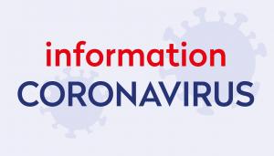 Camping La Vie : Visuel Info Coronavirus